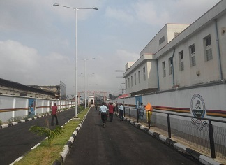 LASUTH NEW ROAD