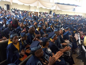 2017/2018 MATRICULATION CEREMONY FOR NEWLY ADMITTED STUDENTS HOLDS ON WEDNESDAY, 7TH FEBRUARY, 2018